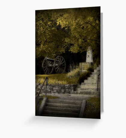 Winstead Hill... Greeting Card