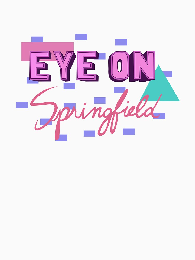 Auge auf Springfield Die Simpsons Kent Brockman von landobry