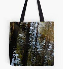 Reflection 01 - Pine Barrens, NJ Tote Bag