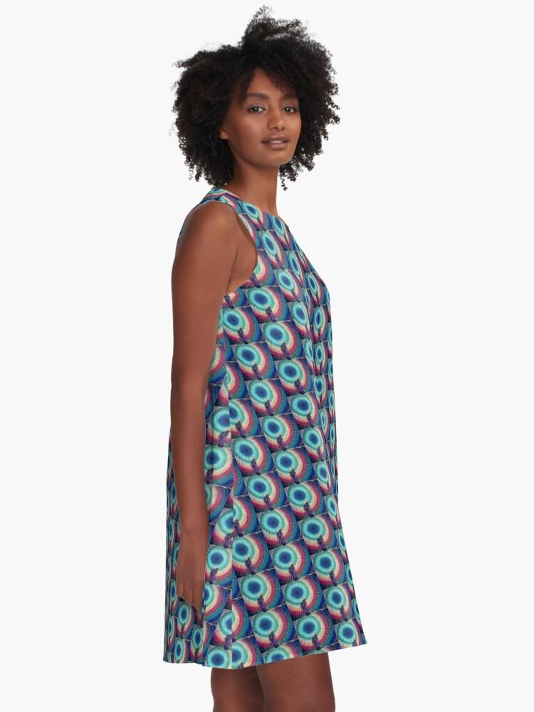 Alternate view of Charka Umbrella A-Line Dress