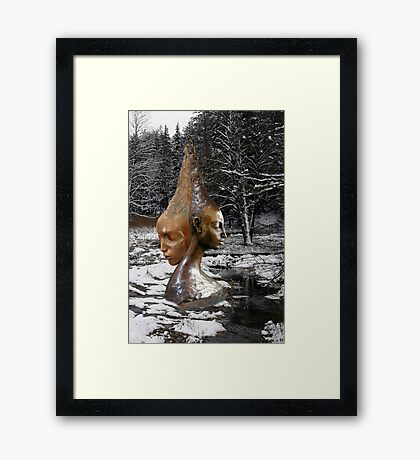 AVATAR Framed Print
