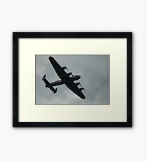 Military Aircraft Framed Print