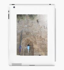 The holy city of jerusalem iPad Case/Skin