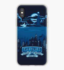 Vinilo o funda para iPhone Bioshock, Rapture