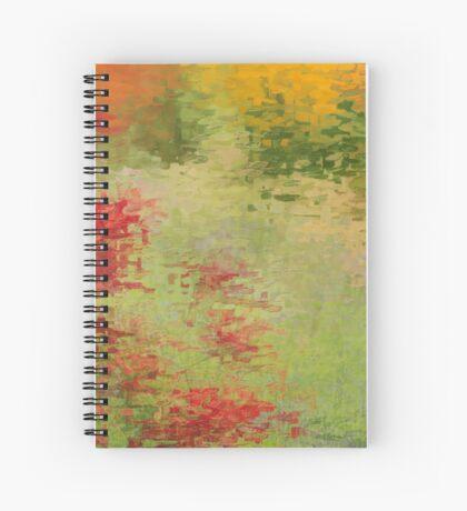 Summer Blooms Spiral Notebook