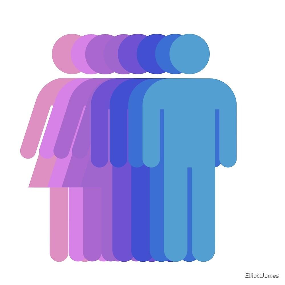 Gender Spectrum : FTM by ElliottJames