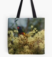 seed eater Tote Bag