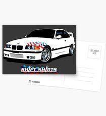LTW - E36 Lightweight Postcards