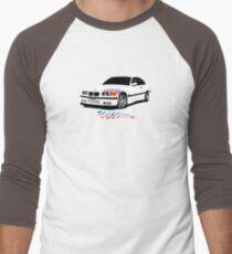 LTW - E36 Lightweight Baseball ¾ Sleeve T-Shirt