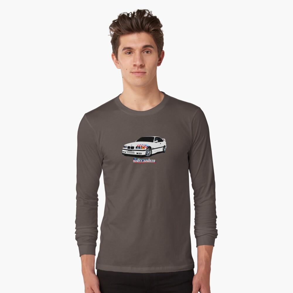 LTW - E36 Lightweight Long Sleeve T-Shirt