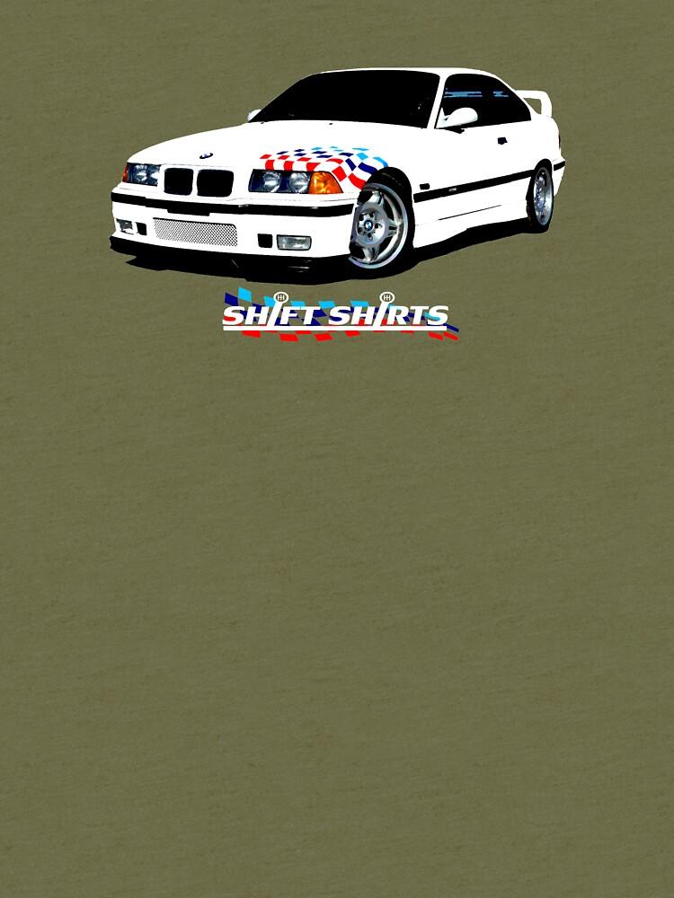 LTW - E36 Lightweight by ShiftShirts