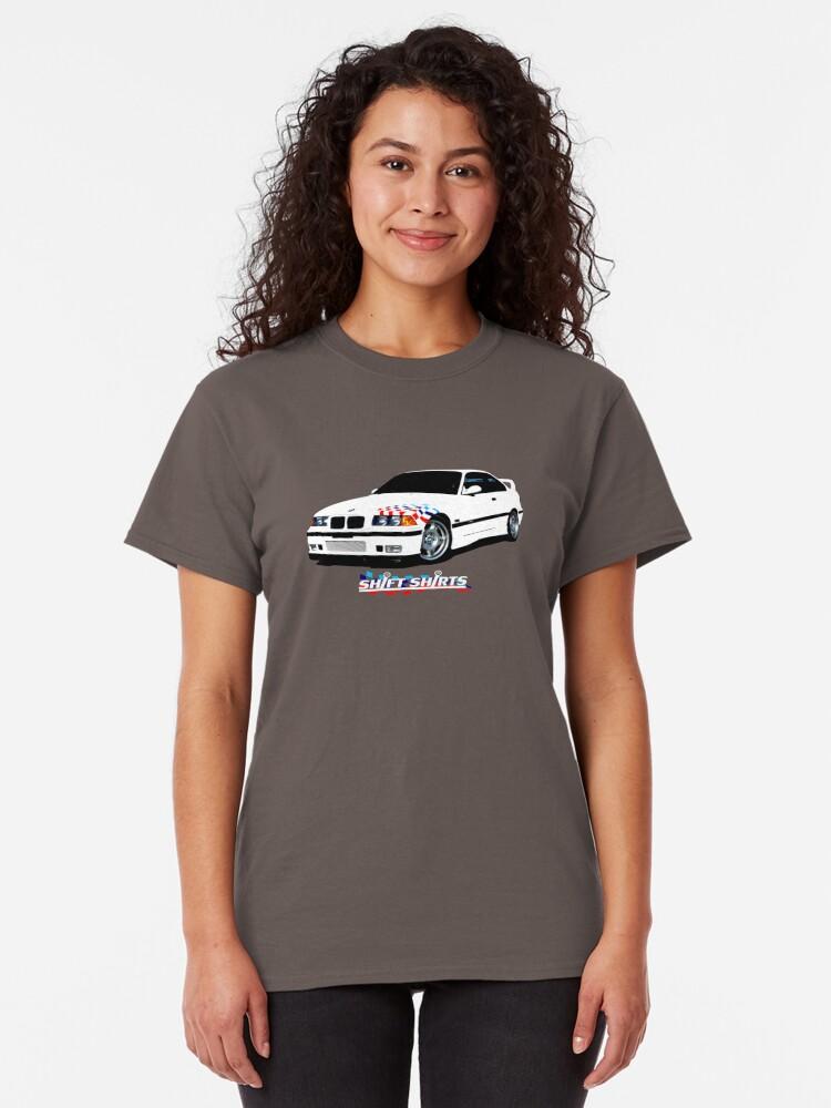 Alternate view of LTW - E36 Lightweight Classic T-Shirt