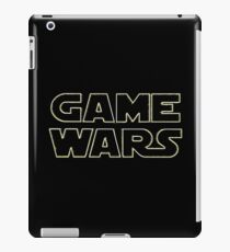 Game Wars iPad Case/Skin