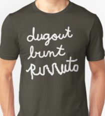 Billy's Cursive Zs T-Shirt Unisex T-Shirt