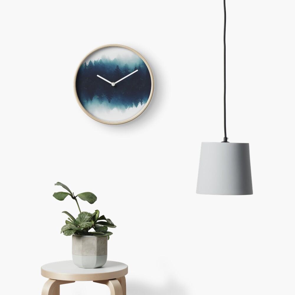 Juxtapose Clock