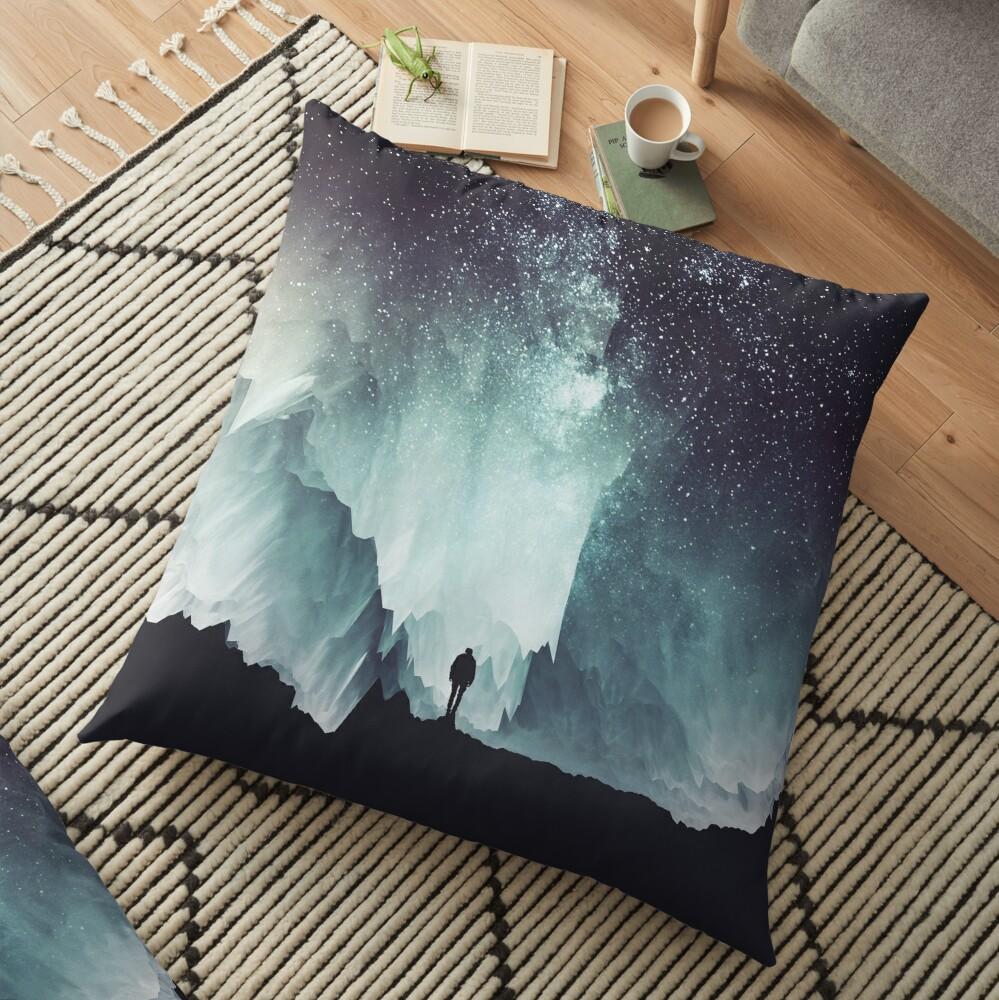 Northern Floor Pillow