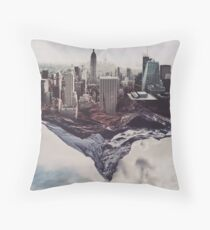 Contradiction Throw Pillow