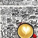 Steel Valley Coffee by carlacardello