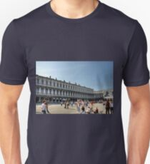 Tourists in Piazza San Marco T-Shirt