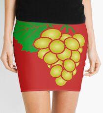 Grape Mini Skirt