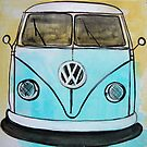 old camper by ChristineBetts