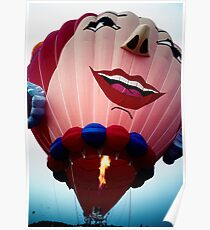 Laughing Balloon Poster