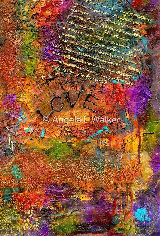 A Really Long Love Letter by © Angela L Walker