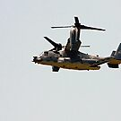 USAF CV-22B Osprey by John Schneider