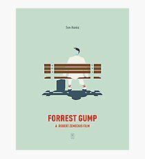Lámina fotográfica Forrest Gump