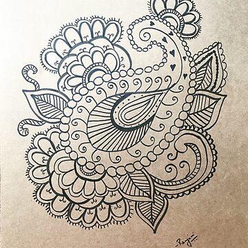 Zentangle by ranjaniart