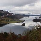 Loch Tummel by Lynne Morris