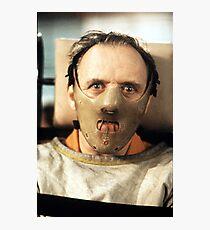 Hannibal Lecter Photographic Print