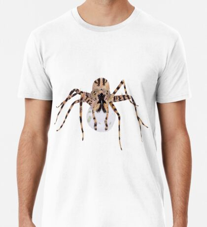 Spider with an Egg Sack Premium T-Shirt
