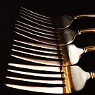 Forks by Barbara Morrison