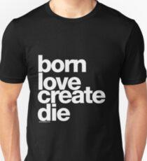 Rebirth clean Unisex T-Shirt