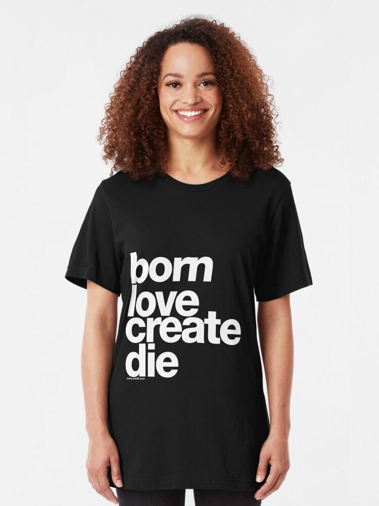 Alternate view of Rebirth clean Slim Fit T-Shirt