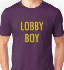 Lobby Boy (Grand Hotel Budapest) T-Shirt