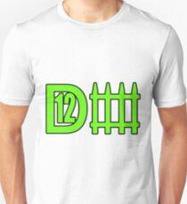 12th man Unisex T-Shirt