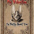 My Valentine by GothCardz