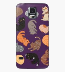 Cats and Cats and Cats Case/Skin for Samsung Galaxy
