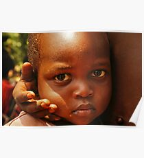 Loved - Uganda, Eastern Africa Poster
