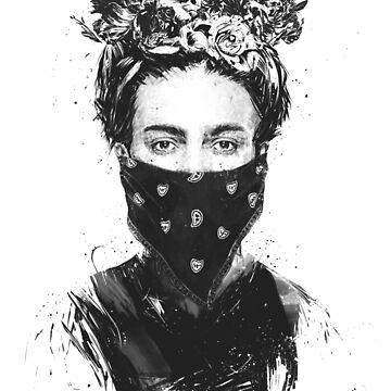 Chica rebelde de soltib