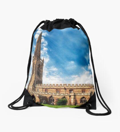 Higham Ferrers St Marys Church Drawstring Bag