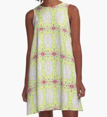 Super Spring  A-Line Dress