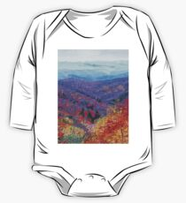 Autumn Valley One Piece - Long Sleeve