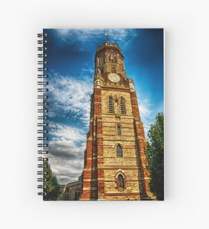The Lantern Tower at St Peters Church  Spiral Notebook