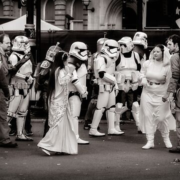 Storm Troopers by AntSmith