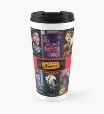 VHS Horror Admiration Travel Mug