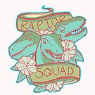 Raptor Squad by Denisstiel