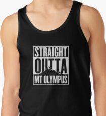 Camiseta de tirantes Straight Outta Mt Olympus